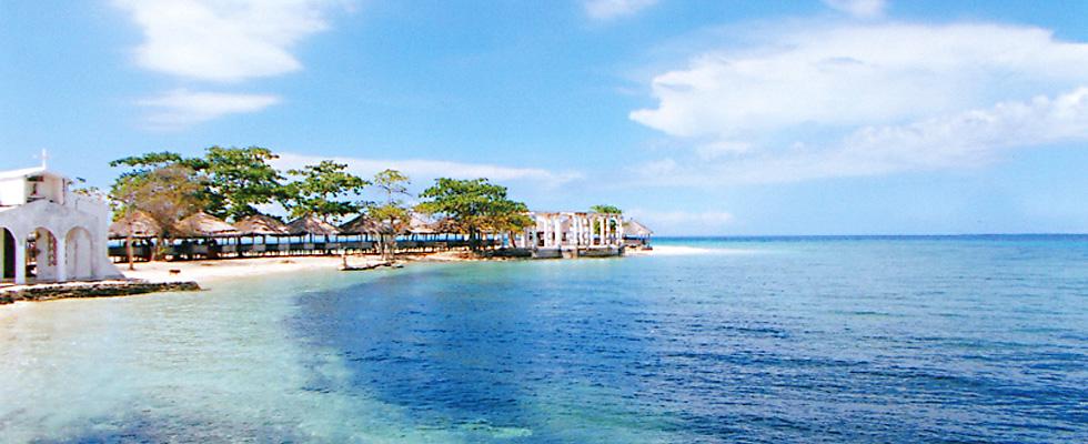 セブ島は世界でも有数の大自然の宝庫