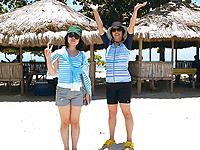 セブ島体験談「初セブ島(雨期でも快晴☀)」のイメージ画像