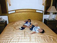 セブ島体験談「母と子どもと、思い出の海外旅行」のイメージ画像