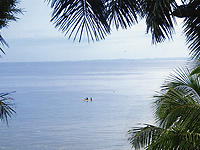 セブ島体験談「まっ青な空、海へ」のイメージ画像