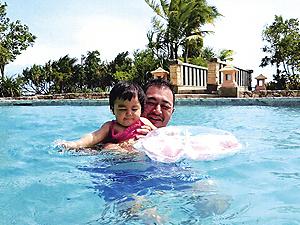 セブ島体験談「リラックスできました」のイメージ画像