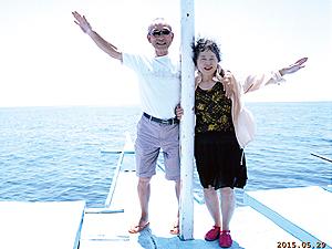 セブ島体験談「至福の時をありがとうNo.3」のイメージ画像