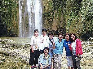 セブ島体験談「おばさん7人、Cebuへ行く! その1」のイメージ画像