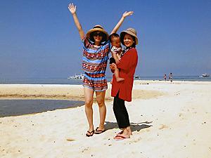セブ島体験談「初めての孫と一緒の旅はセブ島!!」のイメージ画像