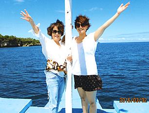 セブ島体験談「最高の10日間!」のイメージ画像