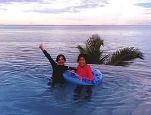 セブ島体験談「スタッフに感謝」のイメージ画像