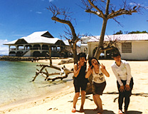セブ島体験談「セブの青い海」のイメージ画像