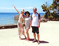 セブ島体験談「2度目のセブは娘夫婦と一緒に!!」のイメージ画像