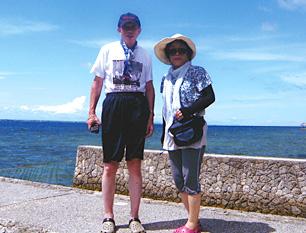 セブ島体験談「最高の旅、セブ島」のイメージ画像