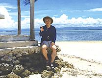 セブ島体験談「ジンベエザメを間近で見て!」のイメージ画像