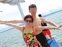 セブ島体験談「二度目の新婚旅行!?」のイメージ画像
