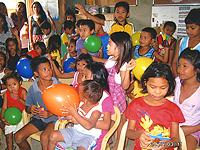 セブ島体験談「子供達とのふれあい」のイメージ画像