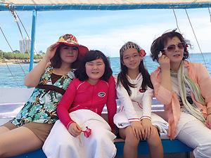 セブ島体験談娘と孫、三世代での楽しいセブのイメージ画像