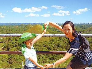 セブ島体験談息子の初海外旅行のイメージ画像