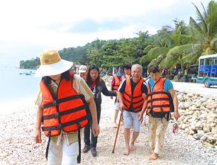 セブ島体験談「感謝、感謝のセブの旅」のイメージ画像