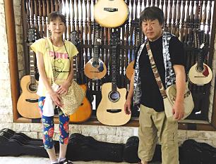 憧れのギターファクトリー