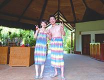 最高の新婚旅行体験談「最高の新婚旅行」のイメージ画像