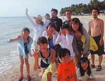 ジンベエザメと泳ぐ孫の夢!体験談「ジンベエザメと泳ぐ孫の夢!」のイメージ画像