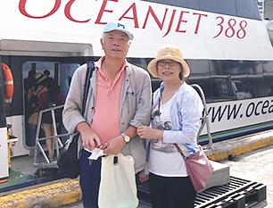 熱帯のリゾート・セブ島、マクタン島、ボホール島の旅体験談熱帯のリゾート・セブ島、マクタン島、ボホール島の旅のイメージ画像